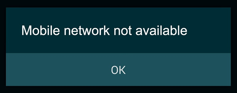 Boost Mobile Network Not Available