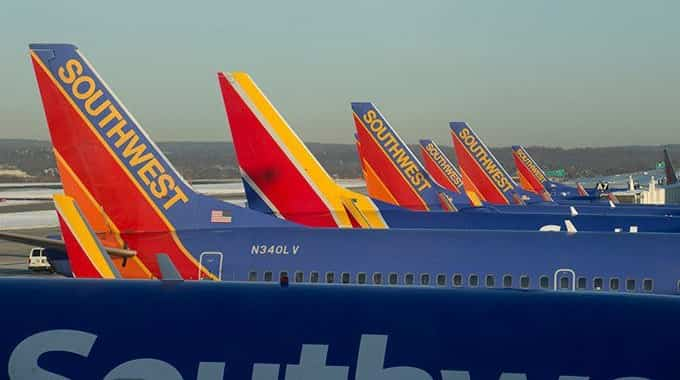 book southwest flight with chase points