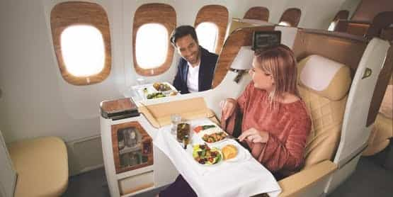 change meals preference on emirates airlines