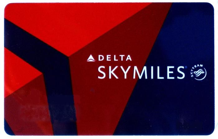 find delta airlines frequent flyer number