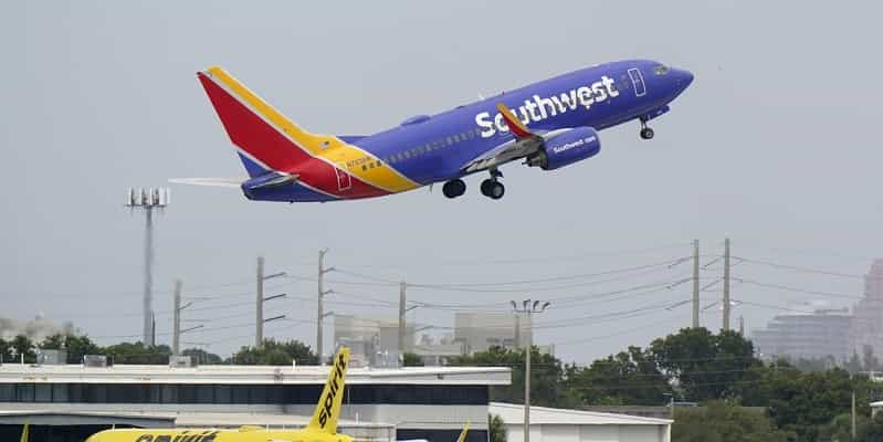 southwest airlines missed flight policy