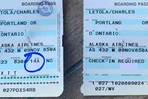 united airlines change name on ticket